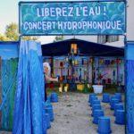 «Aurillac sur Garonne»Le concert hydrophonique, Libérez l'eau !